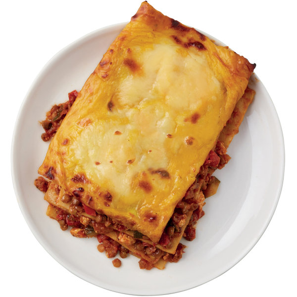 Woolworths Vegetable Ricotta Lasagne 350g Bunch